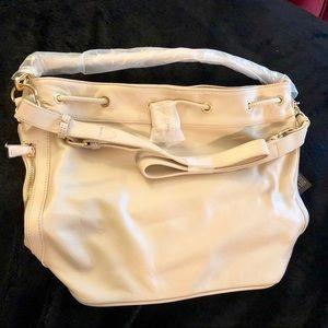 Ora Delphine Claire Bucket Shoulder Bag